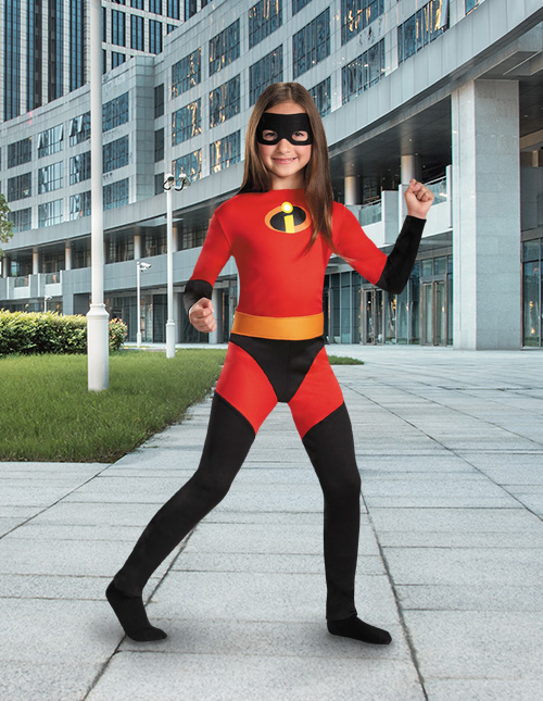 Girls' Violet Incredibles Costume