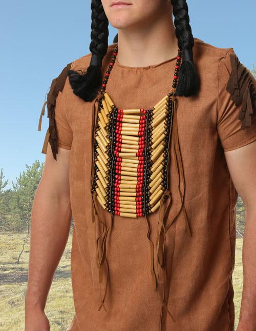 Native American Inspired Bead Breastplate