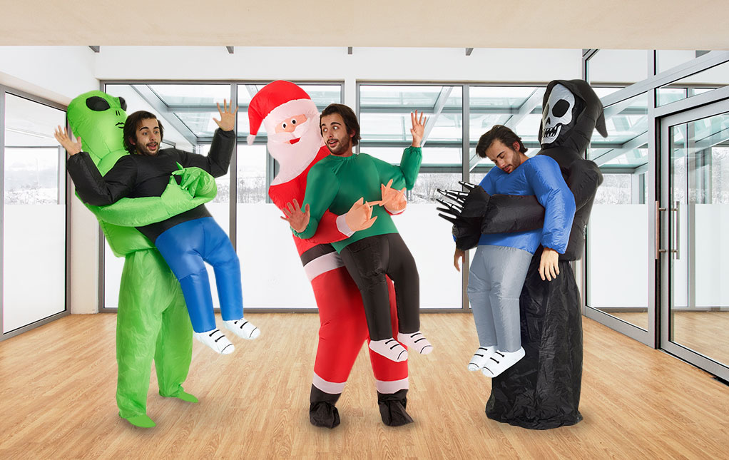 Inflatable Halloween Costumes