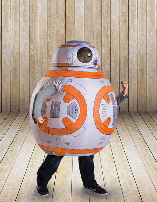 Star Wars Child Inflatable BB-8 Costume