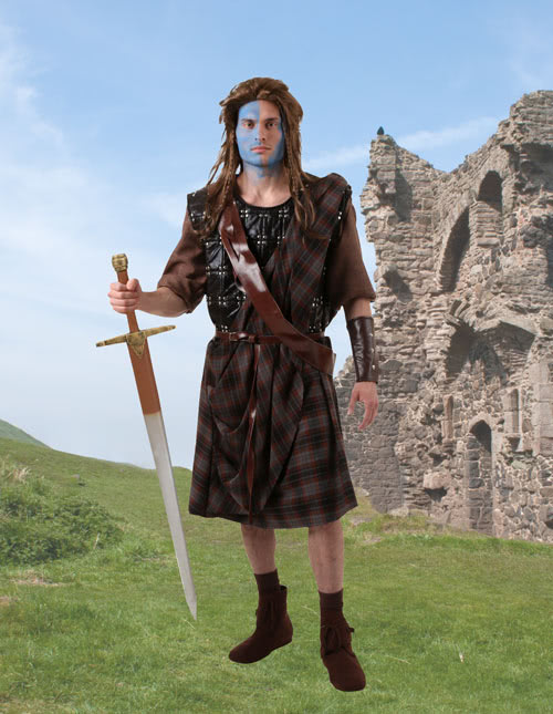 William Wallace Costume