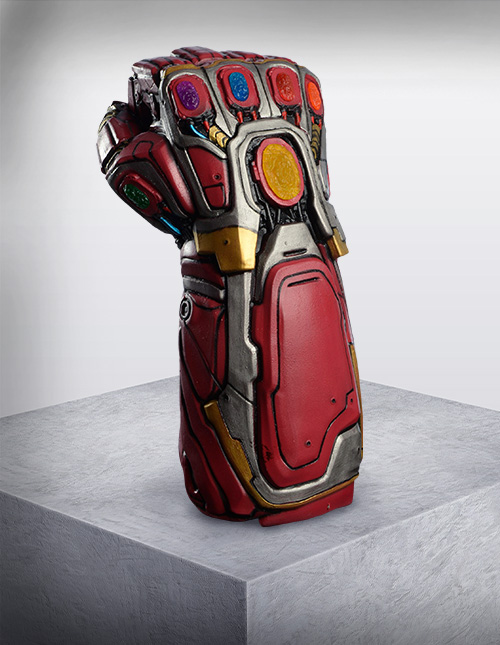 Iron Man Infinity Guantlet