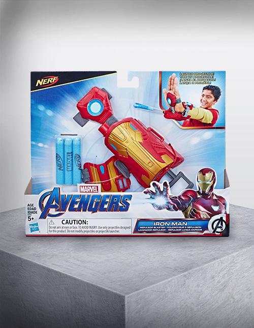 Iron Man Nerf Gun