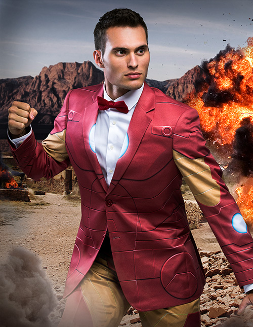 Iron Man Suit Jacket