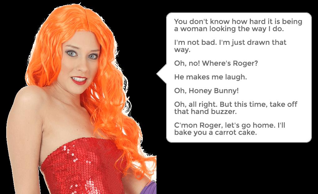 Jessica Rabbit Quotes