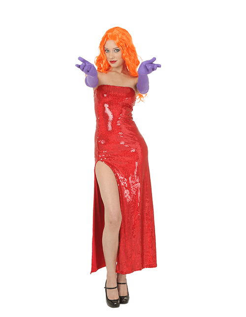 Jessica Rabbit Come Closer Pose