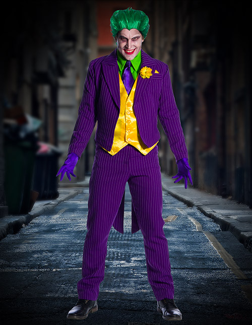 Joker Costumes for Men