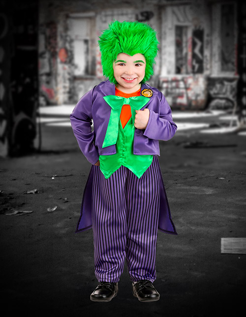 Toddler Joker Costume