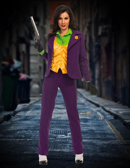 Women's Joker Costumes