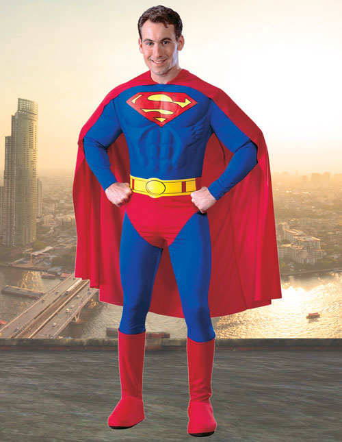 Movie Superman Costume