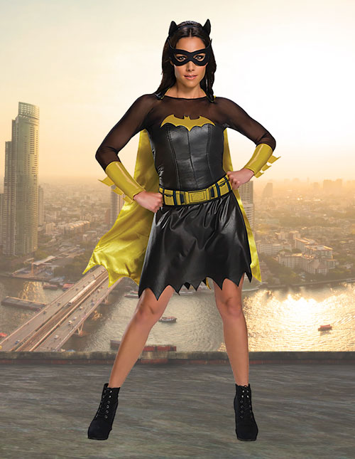 Women's Batgirl Costume
