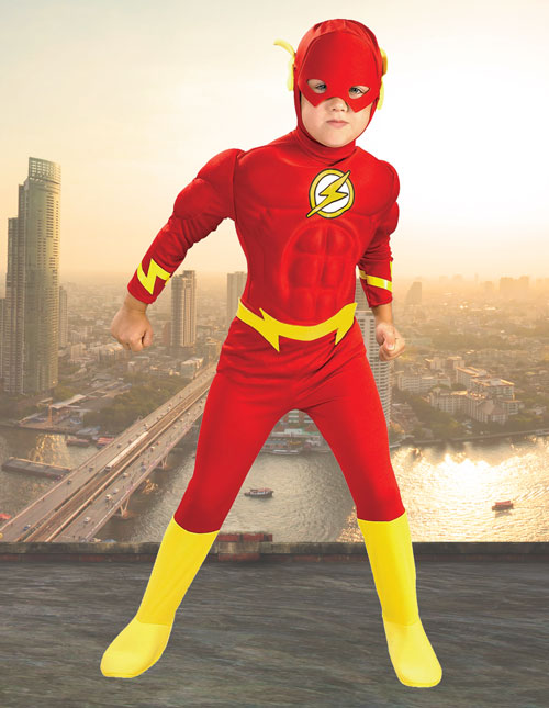 Kids' Flash Costume