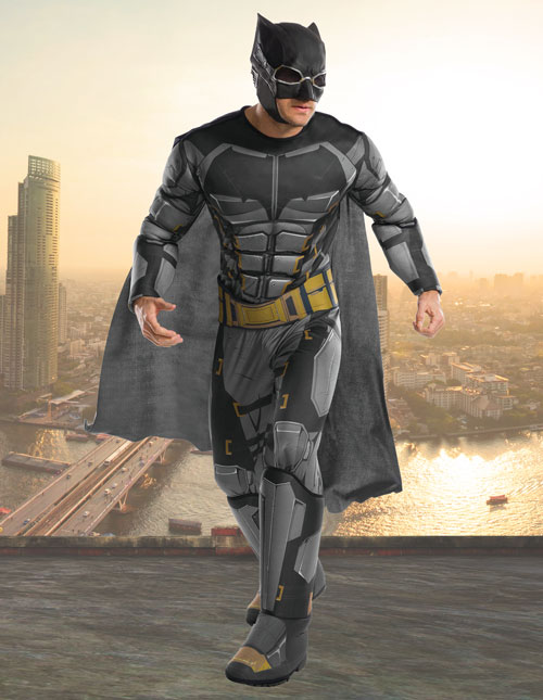 Justice League Batman Suit