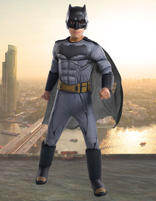Boys Justice League Batman Costume