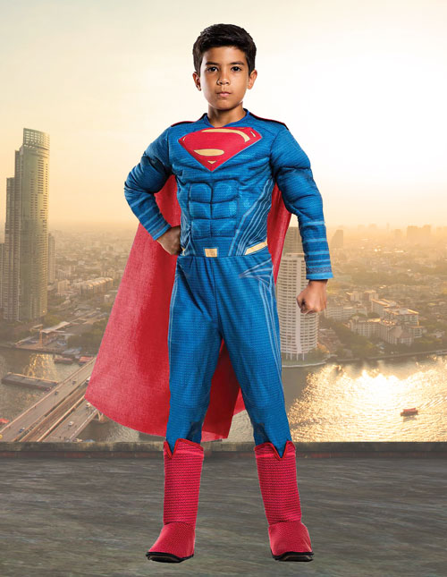 Boys' Justice League Superman Costume