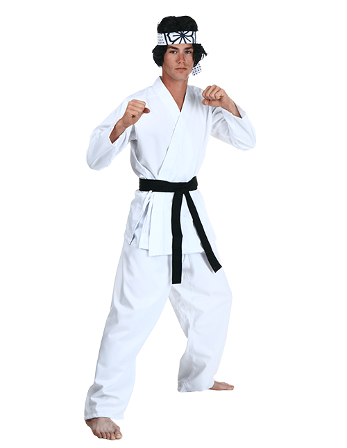 Karate Kid Halloween Costume