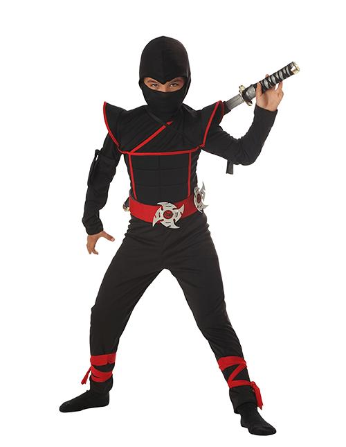 Boys' Ninja Costume