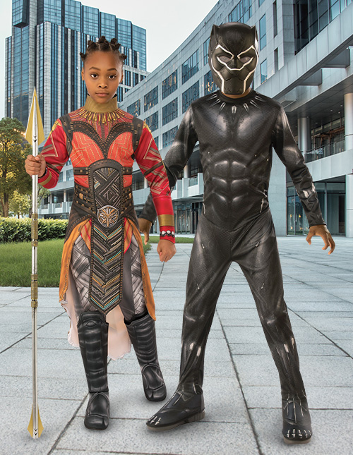 Black Panther Costumes for Kids