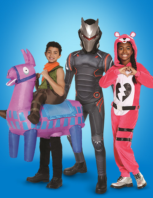 Fortnite Costumes for Kids