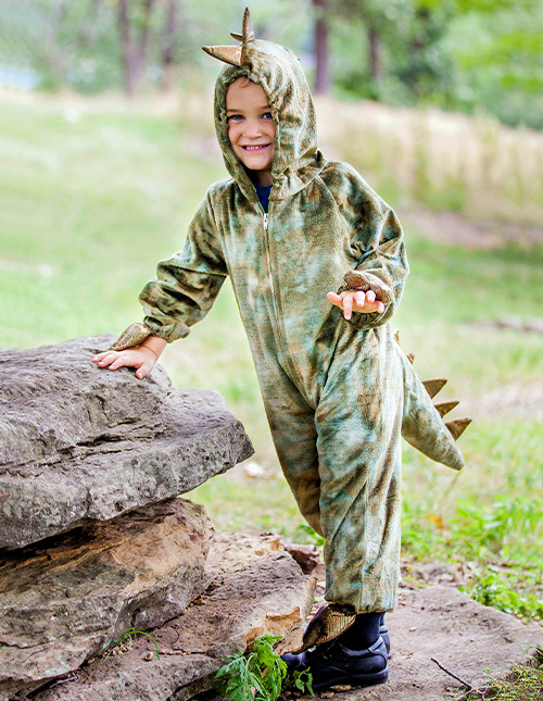 Kids' Dinosaur Costume