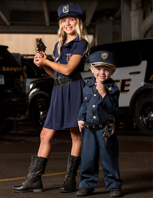 Kids' Police Costume