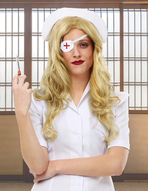 Elle Driver Wig