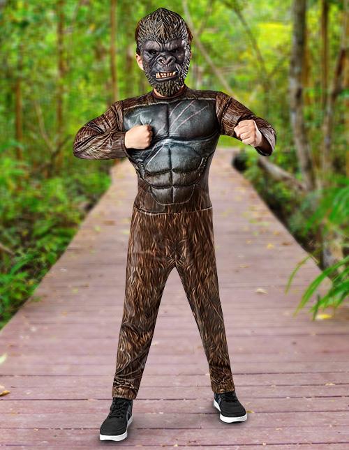 Kids King Kong Costume