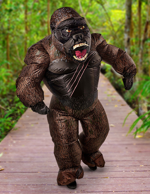 King Kong Inflatable Costume