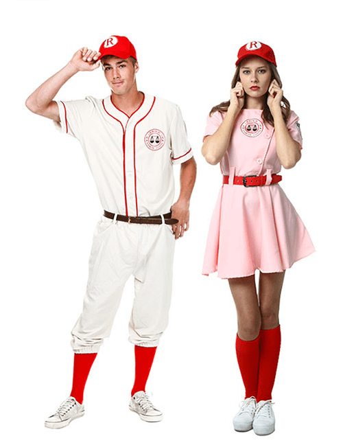 A League of Their Own Deluxe Dottie Costume  |A League Of Their Own Costume