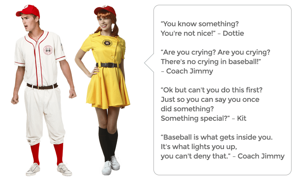 A League of Their Own Quotes Quotes