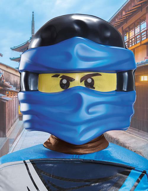 Jay Lego Mask