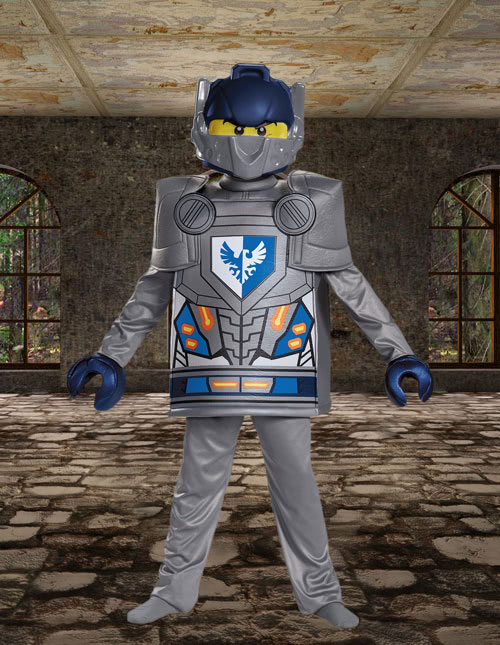 Deluxe Nexo Knights Clay Costume
