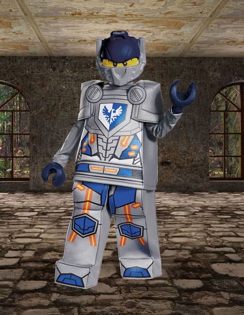 Prestige Nexo Knights Clay Costume