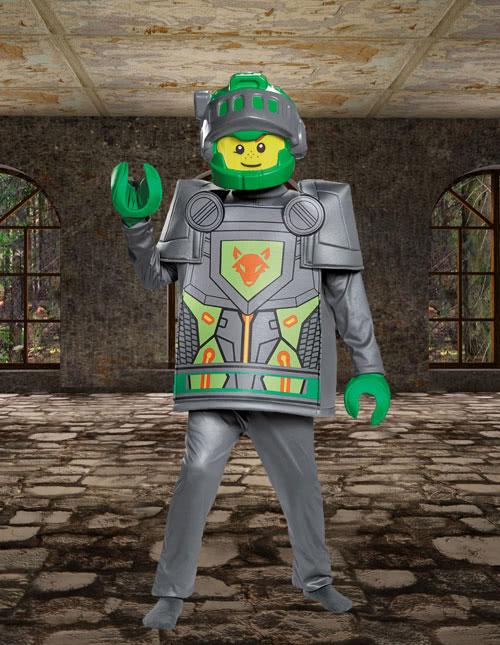 Nexo Knights Aaron Costume