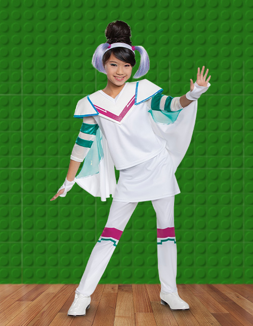 Girls' LEGO Movie 2 Sweet Mayhem Costume
