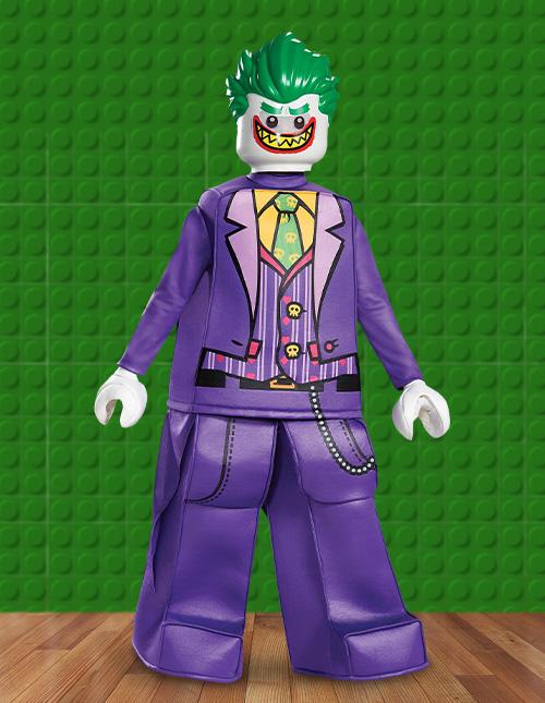LEGO Joker Costume