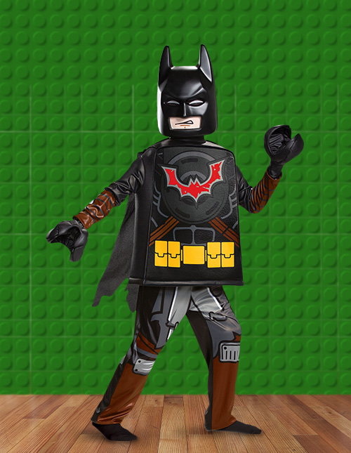 LEGO Movie 2 Batman Costume for Kids