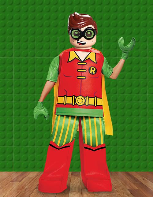 LEGO Robin Costume