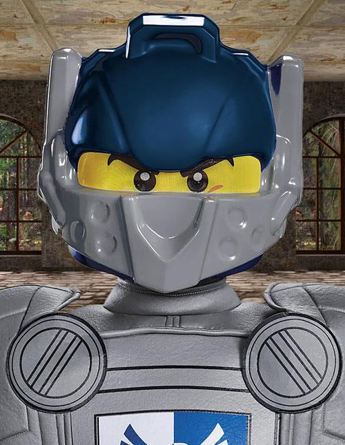 Clay Lego Mask