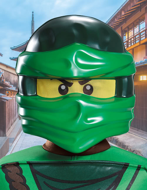 Lloyd Lego Mask