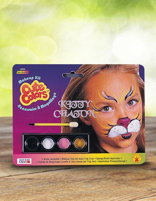 Leopard Costume Makeup