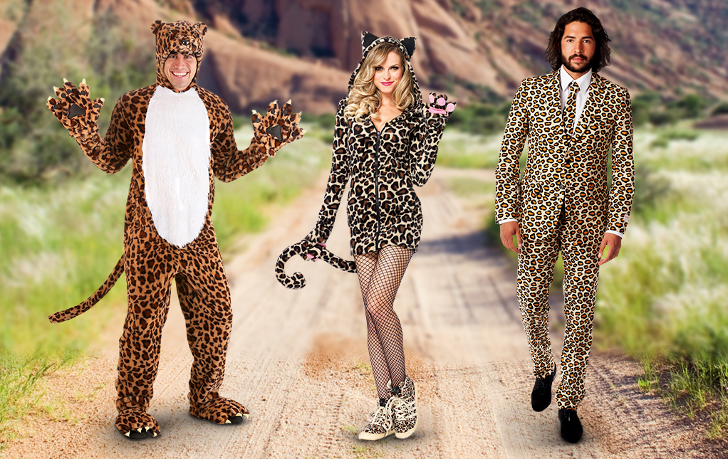 Leopard Costumes