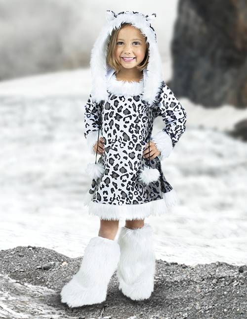 Snow Leopard Costumes
