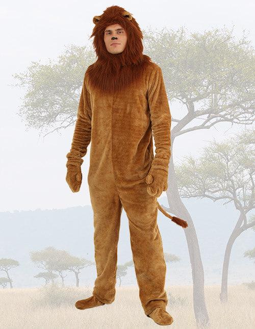Deluxe Lion