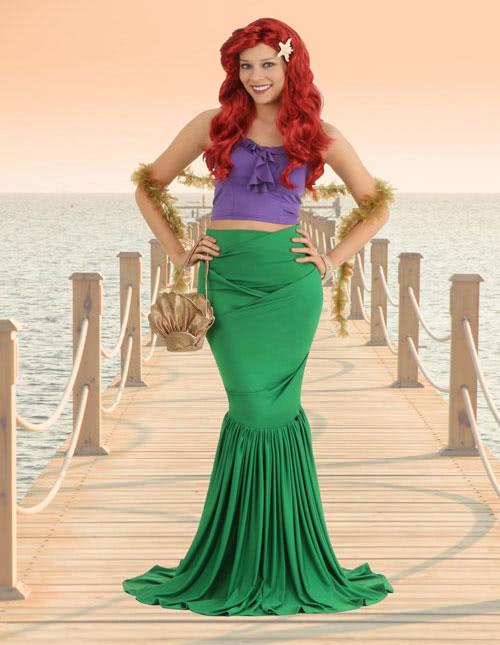 Adult Ariel Costume
