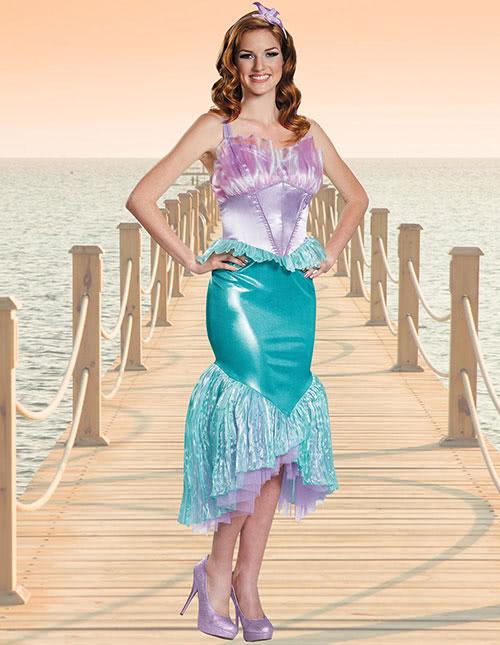 Ariel Little Mermaid Costume
