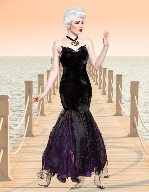 Prestige Ursula Costume