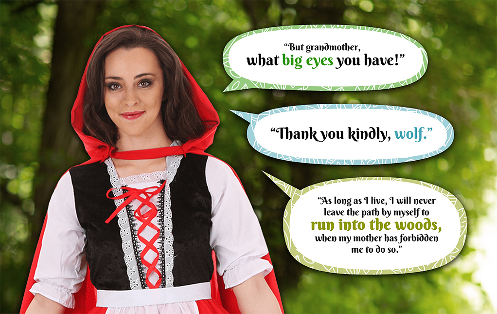 Little Red Riding Hood Quotes