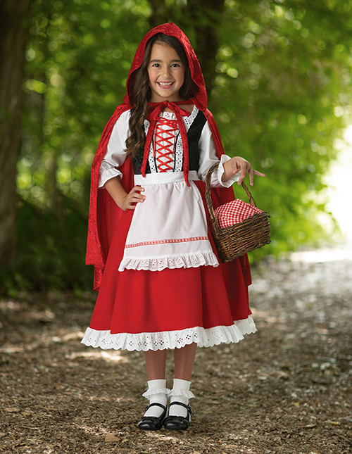 Red Riding Hood Costume for Child