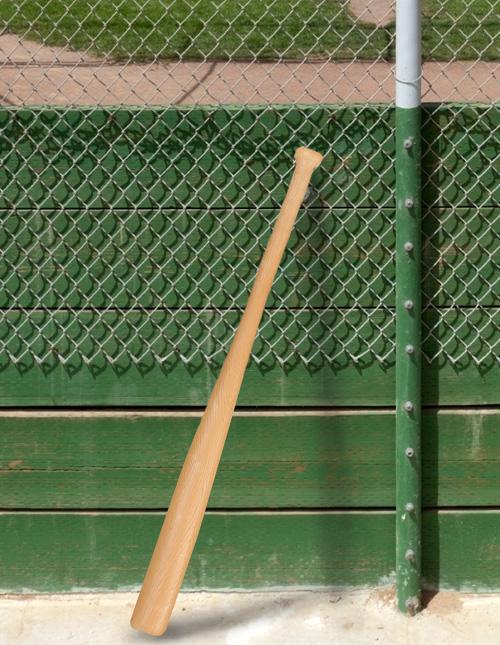 A League of Their Own Baseball Bat